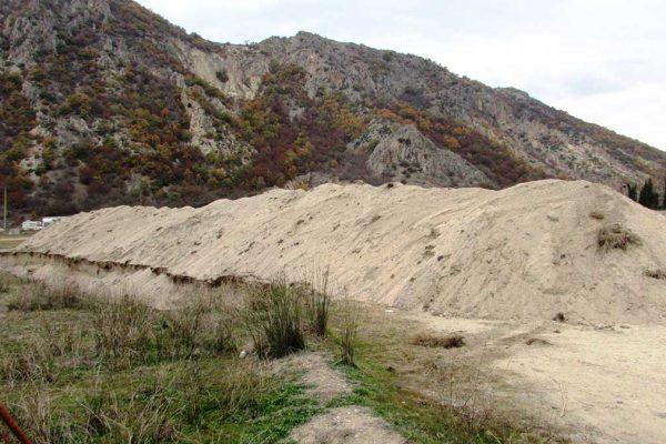 Сигнал за спиране на  строителство в защитена зона Рупите-Струмешница