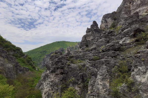 Предложение за нова защитена територия: Каньонa на река Шегава
